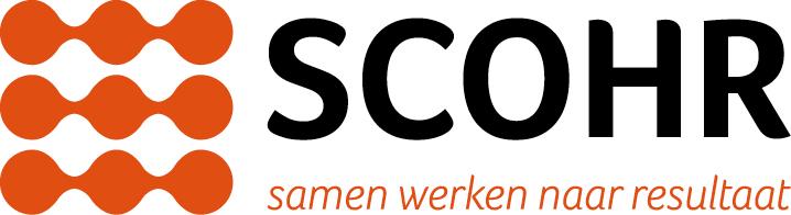 SCOHR Logo Witte achtergrond
