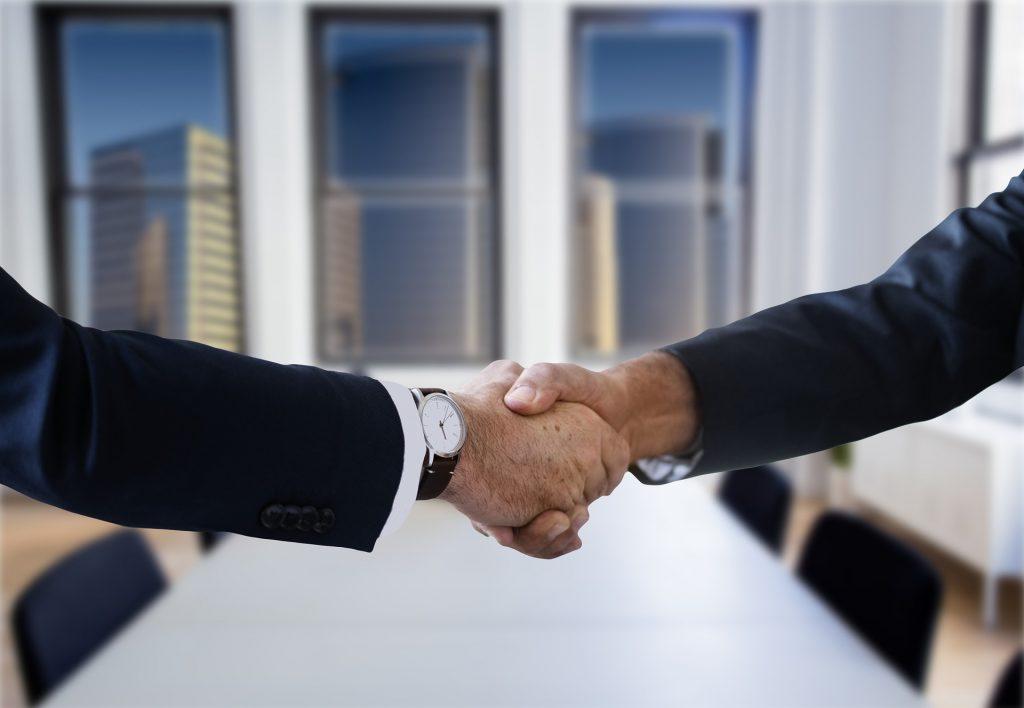Leer onderhandelen met Scohr